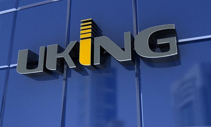 Uking手机天线logo