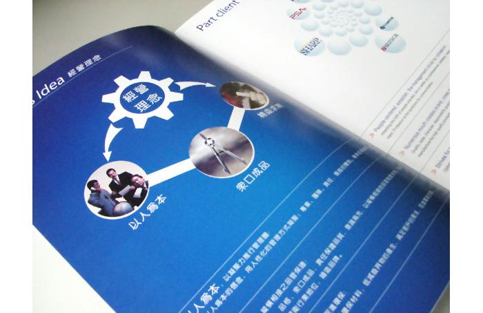 壬和塑胶制品画册