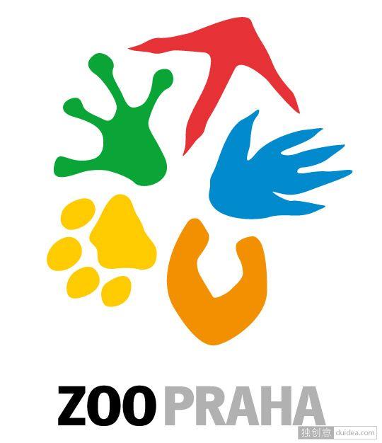 【汽车玻璃公司logo设计】捷克布拉格动物园启用新