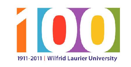 【钢材公司logo设计】加拿大著名小型大学劳里埃大学百年校庆标志发布