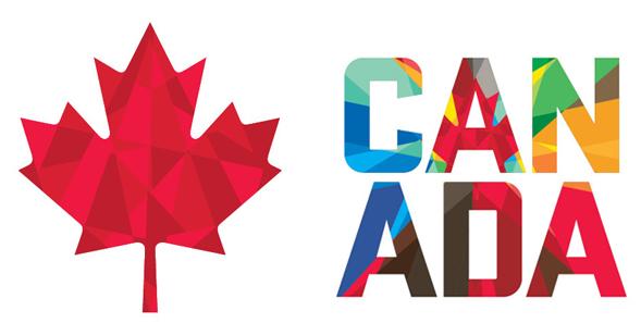 出征2015年泛美运动会代表团标识以及加拿大奥林匹克