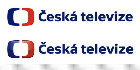 """新形象由捷克的设计机构Najbrt设计,新形象将继续保留""""?T""""的造型,但于以往使用的标志不同的是,它不是由字母组成,而是采用看起来很像括号的抽象符号组成。下面的视频可以清晰的看到该电视台标志的演变历史。"""